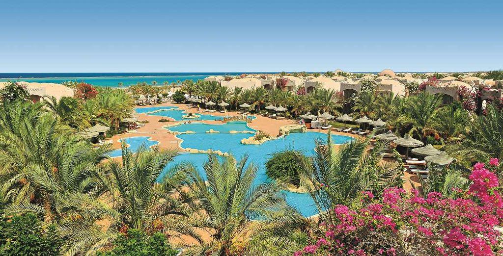 Dream Lagoon Garden Resort 5* mit Voyage Privé
