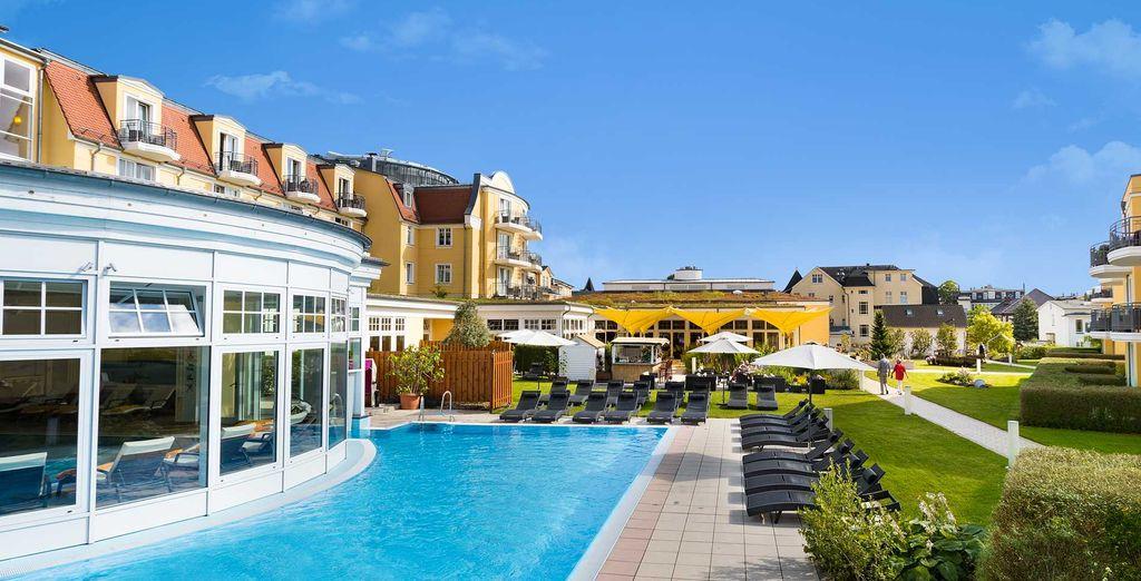 Kaiser Spa Hotel Zur Post 4* Superior