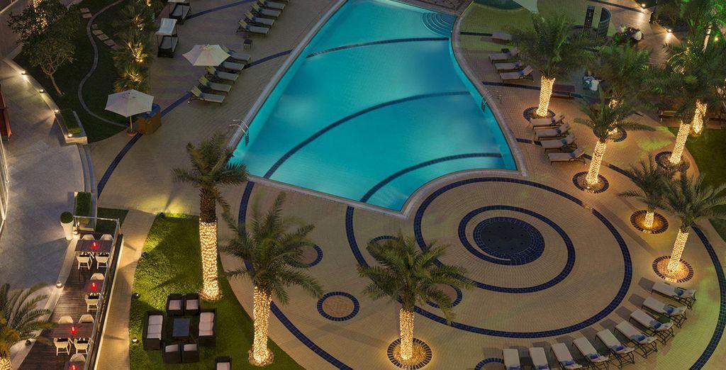 Le Royal Meridien Abu Dhabi + First Central Dubai