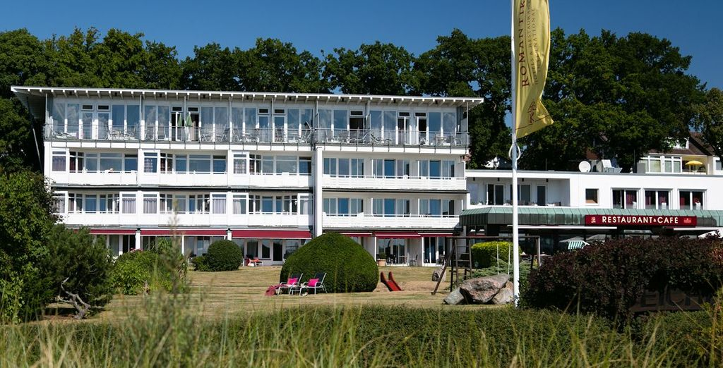 Romantik Seehotel Eichenhain 4*
