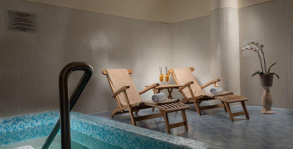 Buchen Sie Ihr Wellnesswochenende im Hotel Savoy Westend