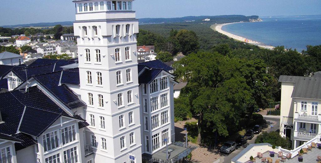 Buchen Sie Ihr Wellnesswochenende in der Hotel Hanseatic Rügen und Villen