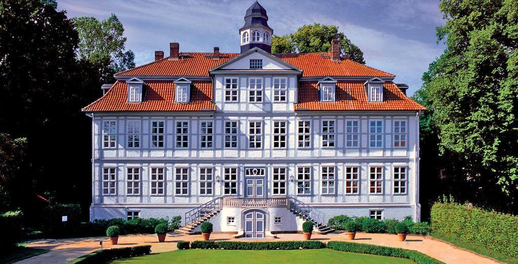 Schloss Lüdersburg 4*
