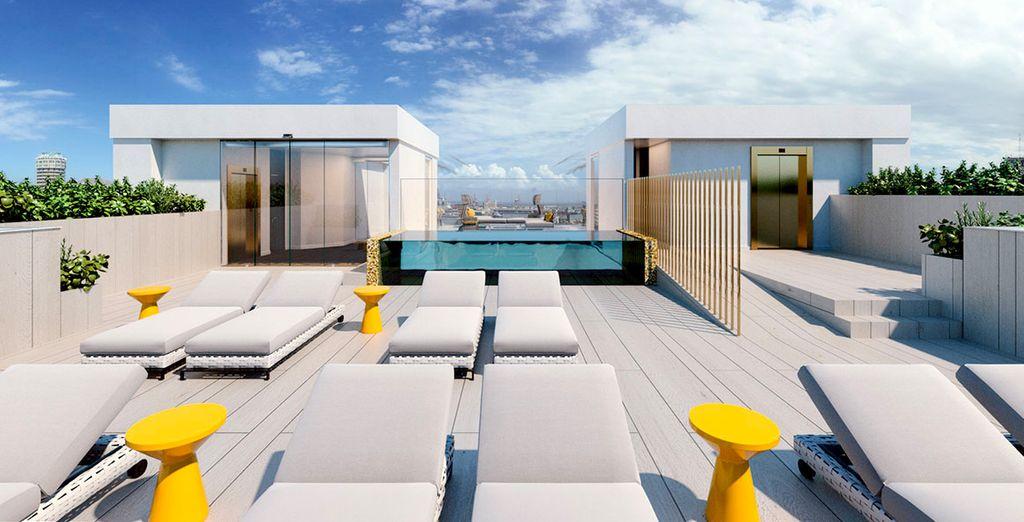 Buchen Sie das Luxushotel Hotel Design Plus Bex auf Gran Canaria