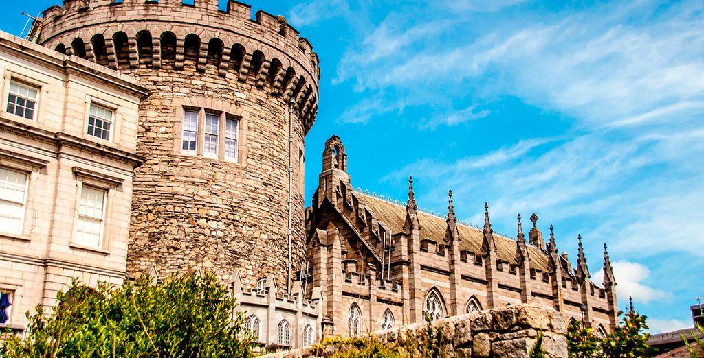 Dublin Castle, ein historisches Denkmal