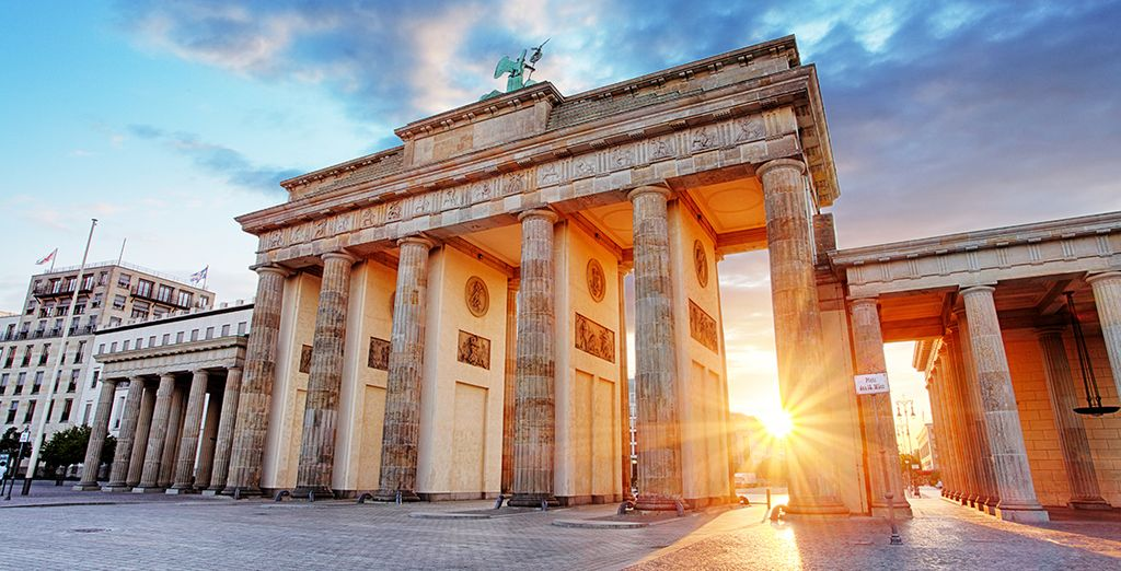 Berlin, eine Stadt, die Geschichte und Moderne verbindet und die Sie in Ihrem Urlaub entdecken können