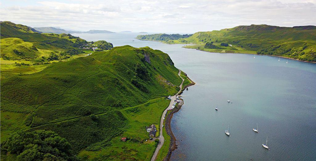 Eine Reise nach Schottland im Herzen der Natur