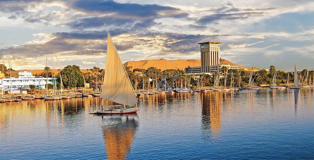 Entdecken Sie Hurghada, eine Stadt in Ägypten während Ihres Urlaubs in Luxushotels