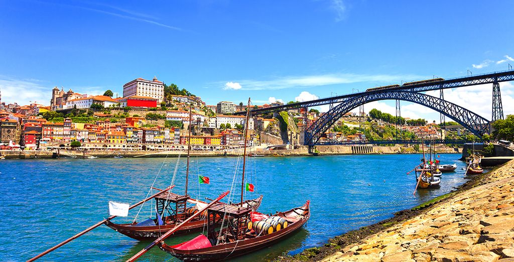 Porto and Douro Valley 4*