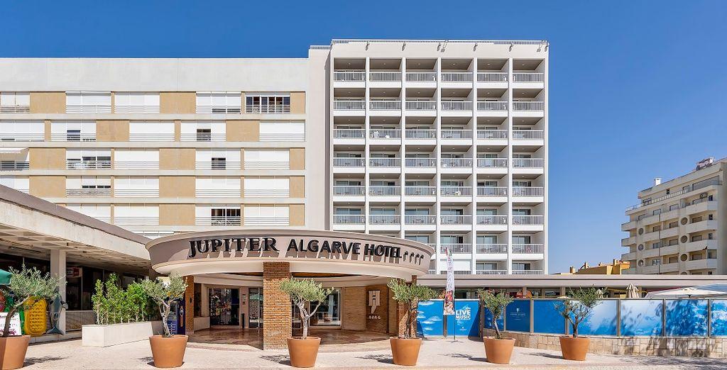 Jupiter Algarve 4*