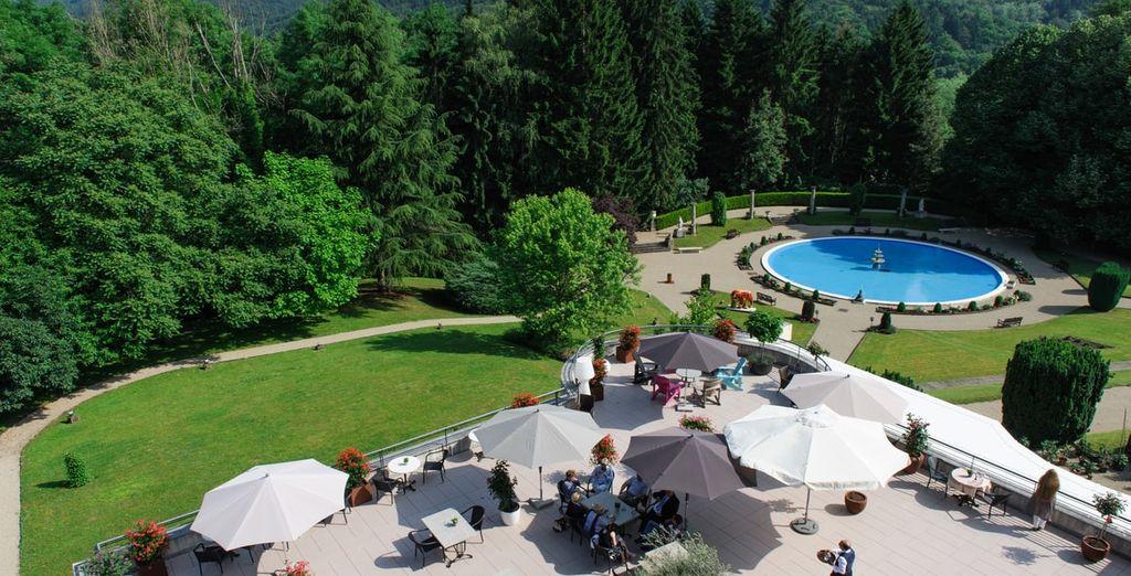 Romantik Hotel Bel-Air Sport & Wellness 4*