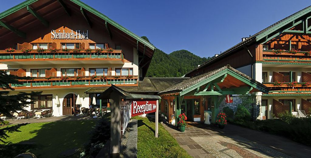 Steinbach-Hotel Ruhpolding Chiemsee