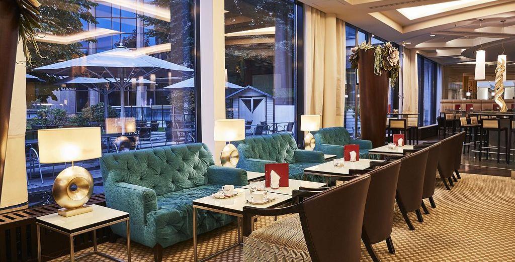 Steigenberger Airport Hotel Frankfurt in Frankfurt mit Voyage Privé