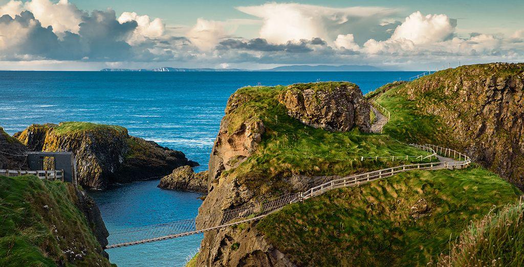 Besuchen Sie die Einstellung von Game of Thrones in Irland