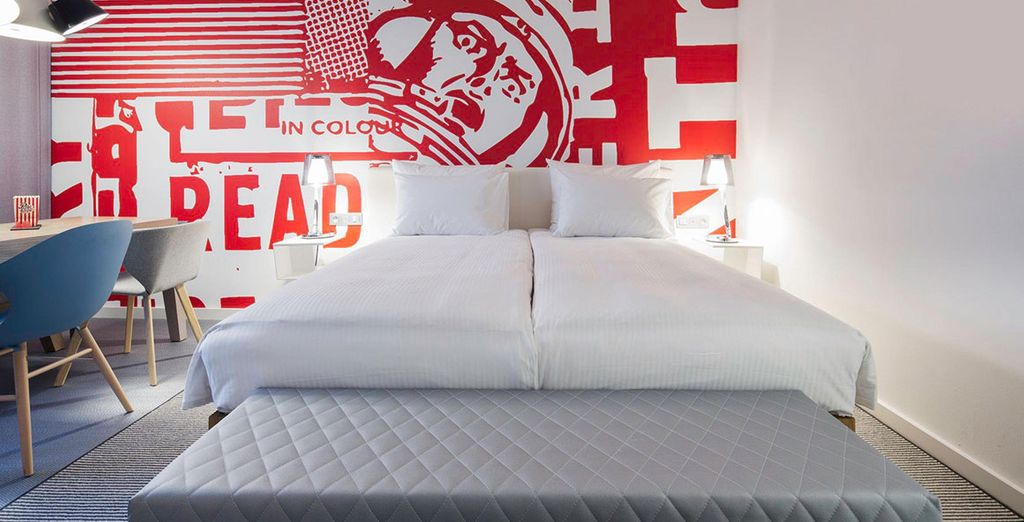 Ihre komfotable Corner Suite