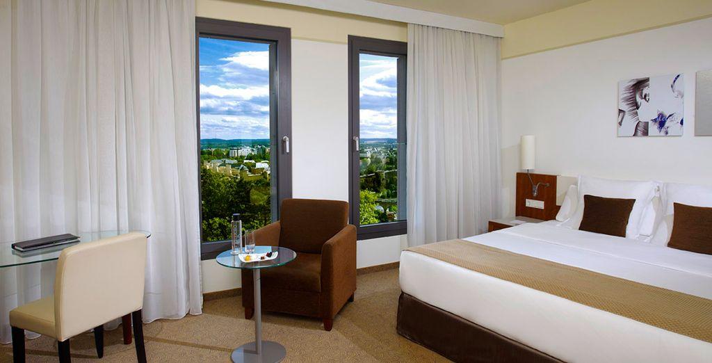 Ihr Zimmer mit schöner Aussicht