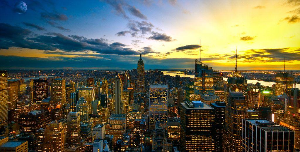 Wir wünschen Ihnen einen wunderschönen Aufenthalt in New York!