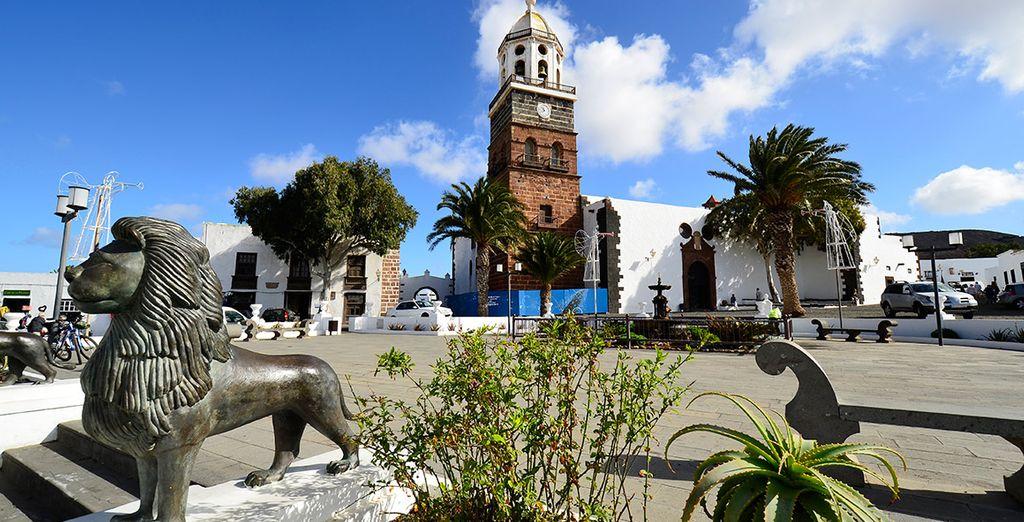 Die Costa de Teguise ist ein wunderschöner Ort
