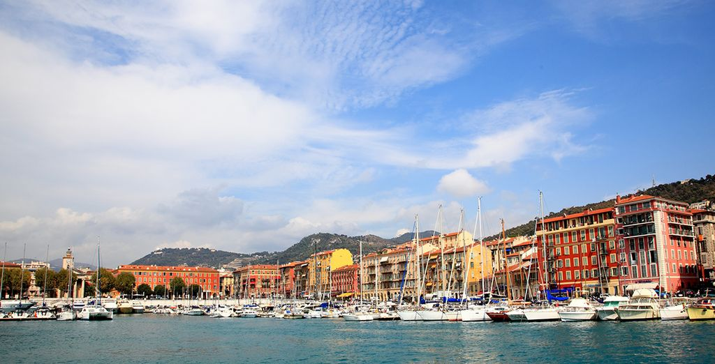 Voyage Privé wünscht Ihnen einen wunderschönen Aufenthalt!