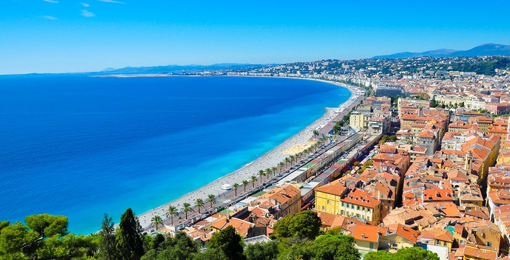 Herzlich willkommen in Nizza!