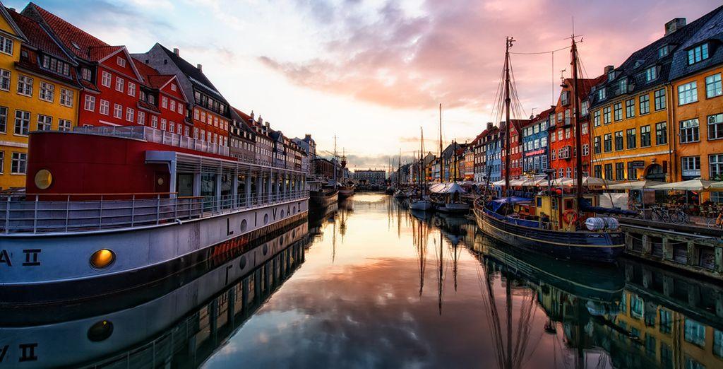 Willkommen auf Ihrer Entdeckungsreise in Skandinavien