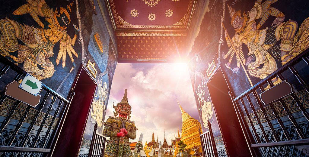 Thailand erwartet Sie mit all seinen Schätzen