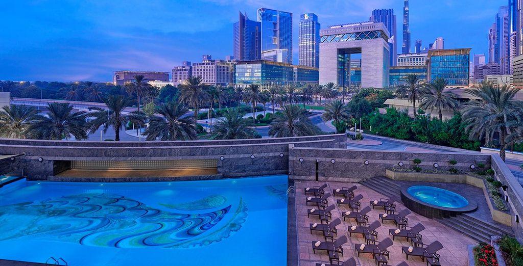Herzlich willkommen in Dubai!