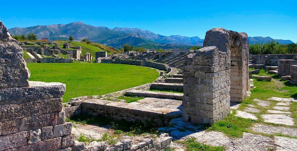 Lernen Sie die Geschichte der Adria kennen