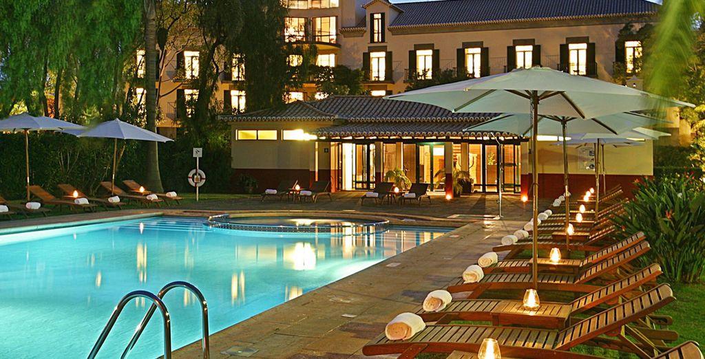 Das Quinta da Bela Vista 5* Hotel begrüßt Sie herzlich