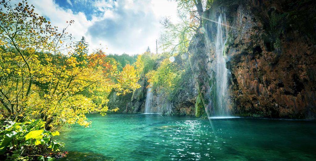 Und außergewöhnliche Naturstätten