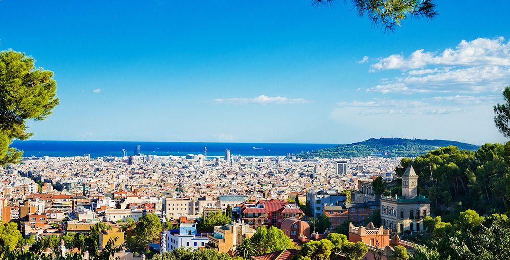 Entdecken Sie Barcelona