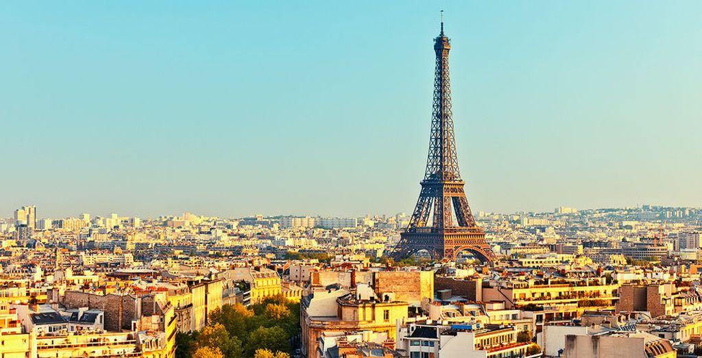 In der französischen Hauptstadt...