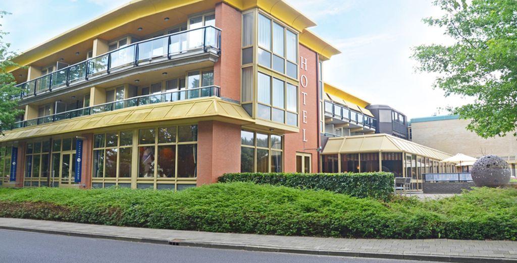 Herzlich Willkommen im Fletcher Hotel Restaurant Langewold