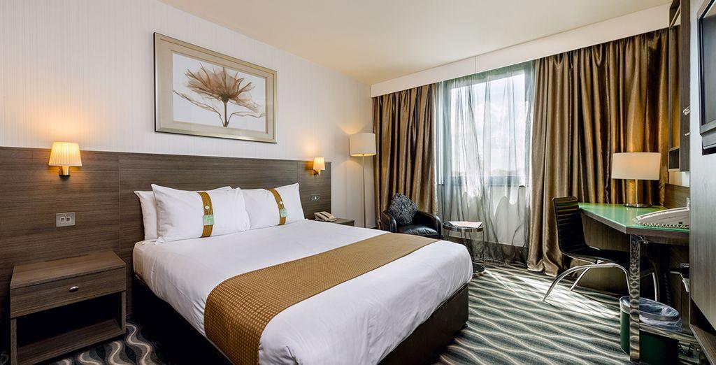 Genießen Sie ihren Aufenthalt in einem komfortablen und gemütlichen Standard Zimmer