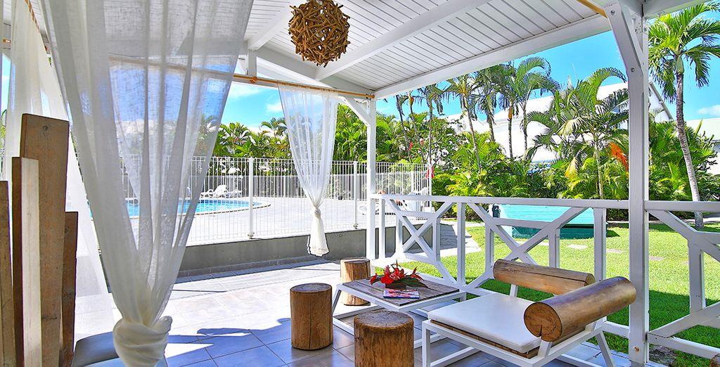 Willkommen auf Guadeloupe!