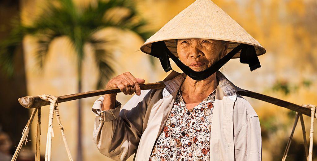 Entdecken Sie die vietnamesische Kultur hautnah