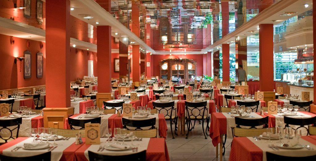 Herrliche Restaurants