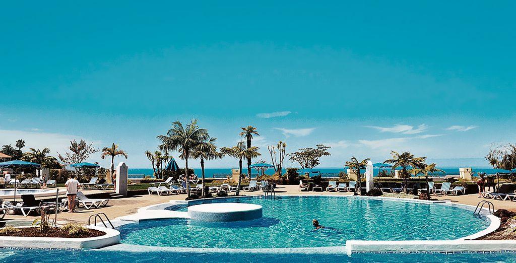 Das Hotel La Quinta Park Suites 4* begrüßt Sie recht herzlich!