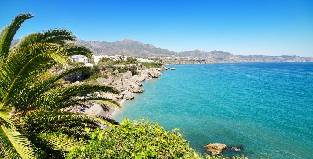 Reisen Sie in das schöne Spanien...