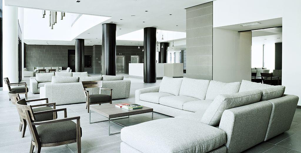 Das moderne Doubletree By Hilton Venice North begrüsst Sie herzlich