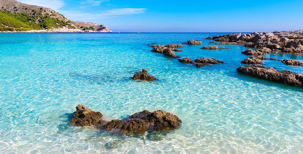 Wir wünschen Ihnen einen schönen Aufenthatl auf der Insel Mallorca!