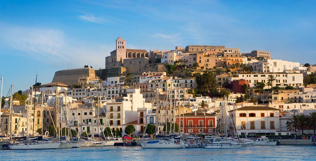 Wilkommen auf Ibiza