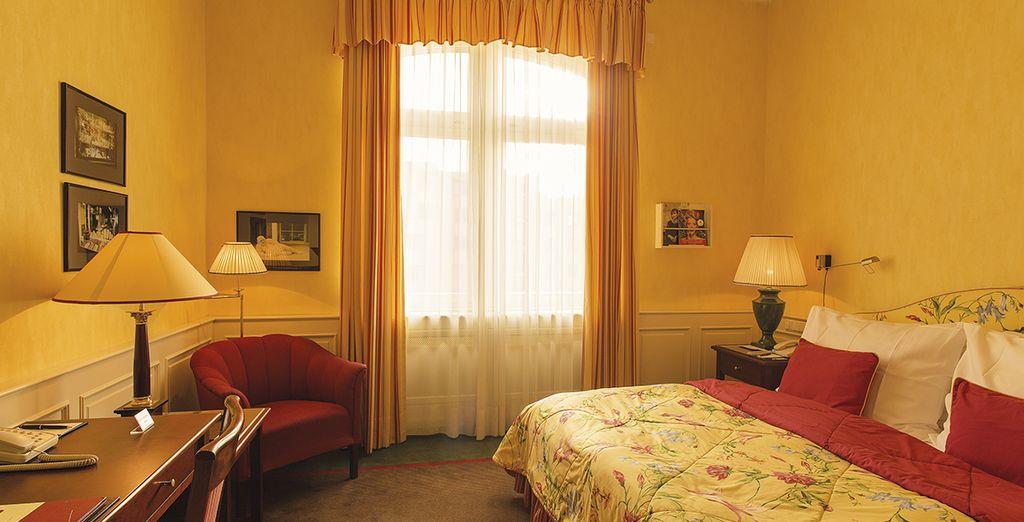 Entdecken Sie die schönen Zimmer