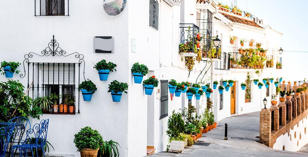 Die kleine Kommune von Mijas