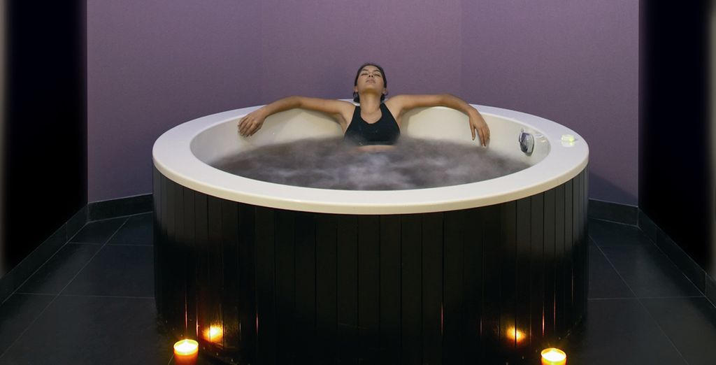 Gönnen Sie sich entspannende Momente im Spa