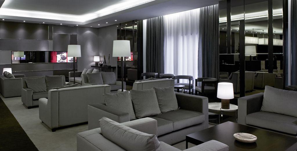 Verbringen Sie Ihren Aufenthalt im Porto Palacio Congress Hotel & Spa 5*