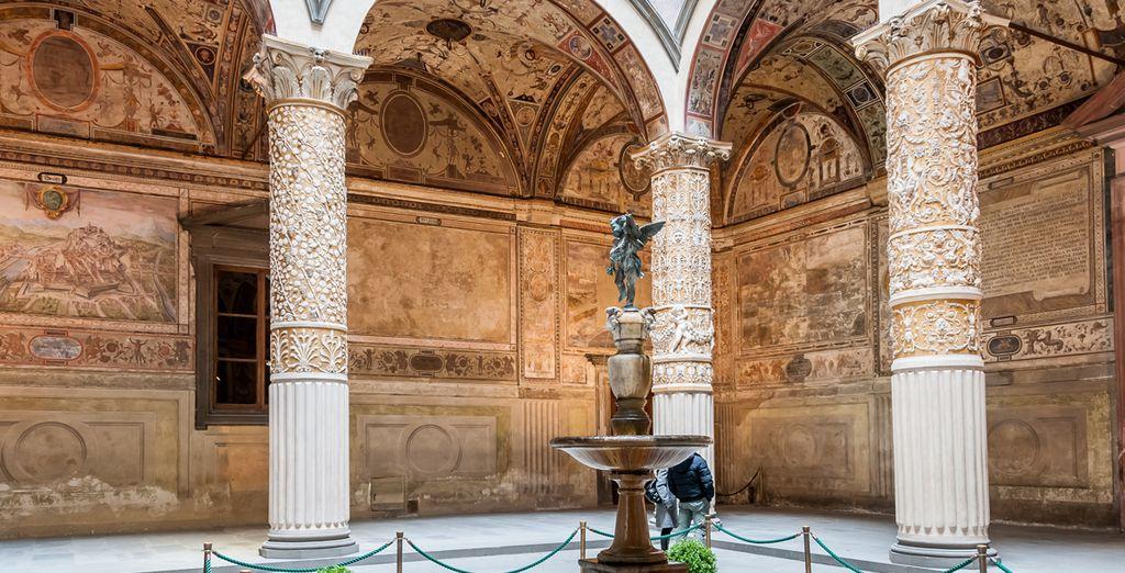 Und fallen in den Bann einer der schönsten Städte Italiens...!