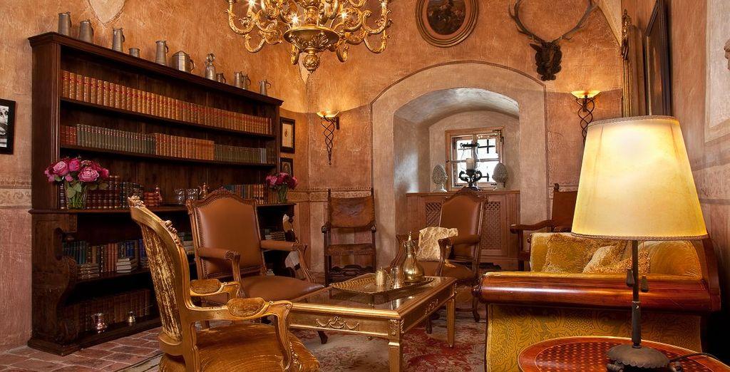 Willkommen im Boutique-Hotel Schloss Matzen!