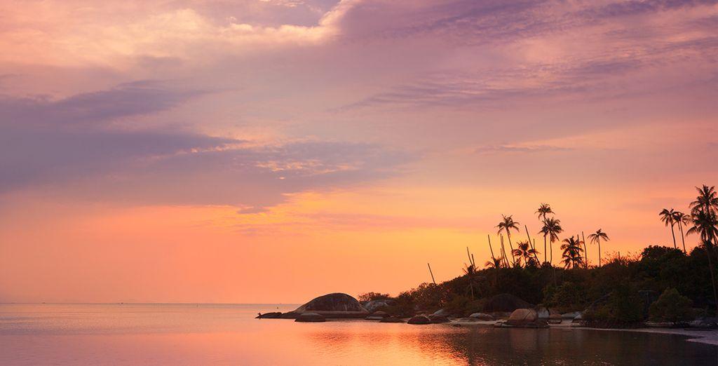 Wir wünschen Ihnen einen schönen Aufenthalt in Thailand!