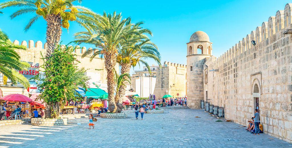 Entdecken Sie Tunesien während Ihres Urlaubs